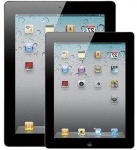 confronto tra ipad e ipad mini
