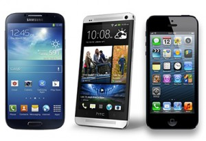 smartphone a confronto, iOS vs Android
