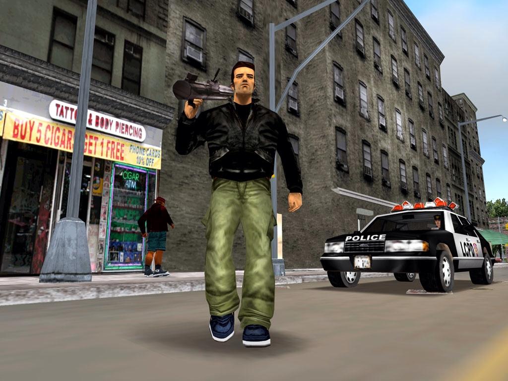 Uno dei migliori giochi di sempre, GTA 3, è anche sul nostro iPhone!