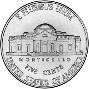 5 cent americani