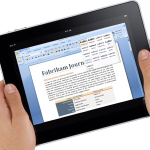 Le migliori alternative alla suite Office di Microsoft su iPad