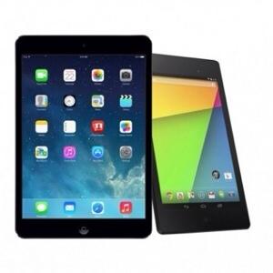 Quale tablet è il migliore tra l'iPad Mini 2 ed il Google Nexus 7?