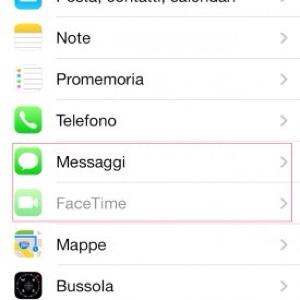 Come ripristinare il funzionamento di iMessage e FaceTime