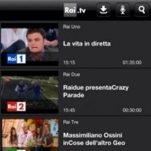 Come vedere in streaming i canali RAI su iPhone