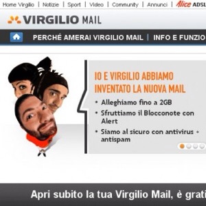 Configurare la mail Virgilio sui dispositivi iOS