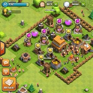 Come guadagnare risorse in Clash of Clans