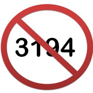 Come risolvere l'errore 3194 su iPad