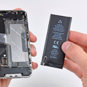 Come sostituire la batteria difettosa di un iPhone