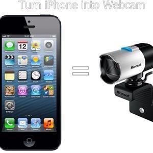 Utilizzare il nostro iPhone come una Webcam