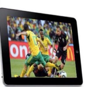 Come vedere i mondiali sul nostro iPad