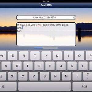 Come inviare messaggi dal nostro iPad