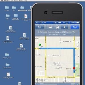 Come visualizzare lo schermo dell'iPhone su computer