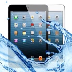 Come comportarsi se il nostro iPad Mini si bagna