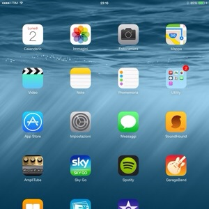 Come si installa iOS 8 su iPad?