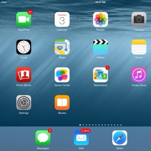 iOS 8 e l'iPad Mini: un aggiornamento conveniente?