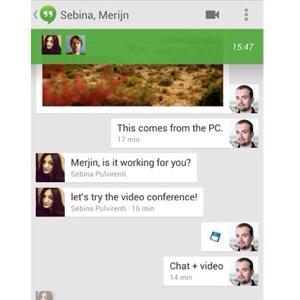 Come inviare messaggi tra iOS e Android gratuitamente