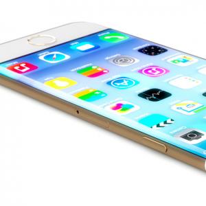 iPhone 6 pulire schermo