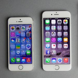 Posso usare una custodia per iPhone 5S con un iPhone 6?