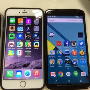 Quale telefono scegliere tra iPhone 6 Plus e Nexus 6?