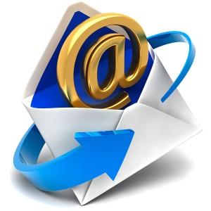 aruba mail iphone