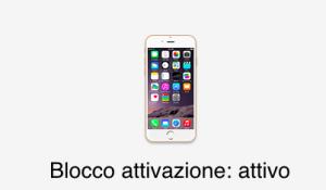 iPhone attivazione
