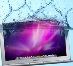 macbook acqua
