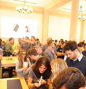 Apple Store Firenze