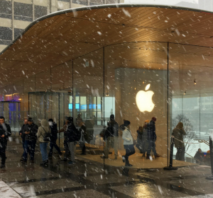 Chicago Neve Apple