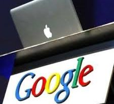 sign up apple google