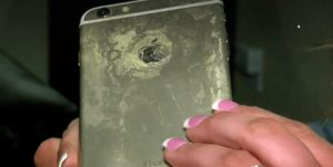 esplosione iphone 6