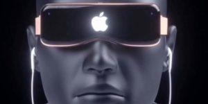 AR apple