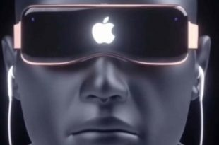 AR apple