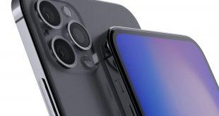 iPhone 2020 schermi più sottili