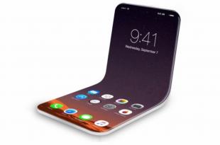 Apple nuovo brevetto telefono pieghevole