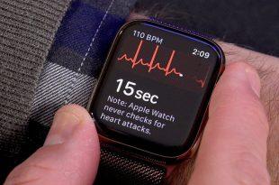 grazie ad apple watch, la funzione salute è sempre più accurata