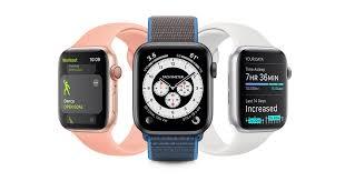 novità del nuovo aggiornamento di apple watch