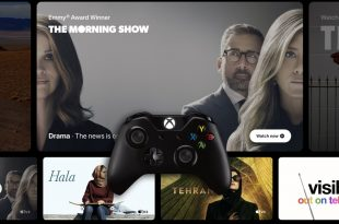 Apple tv sulle nuove console